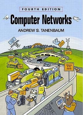 Computer Networks ( 3rd edition) - Andrew S. Tanenbaum  Image