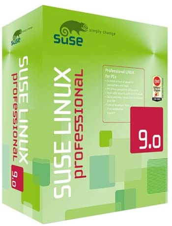 SUSE Linux 9.0 Image