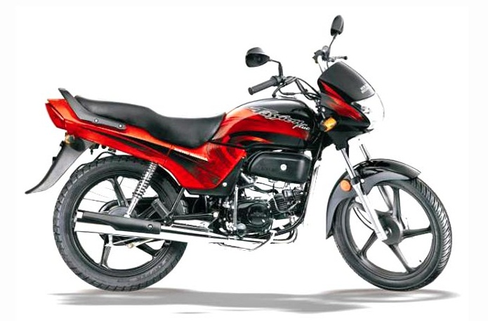Hero Honda Passion Plus Image