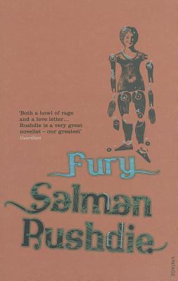 Fury - Salman Rushdie Image