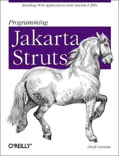 Programming Jakarta Struts - Chuck Cavaness Image