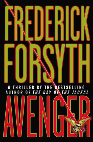 Avenger - Frederick Forsyth Image