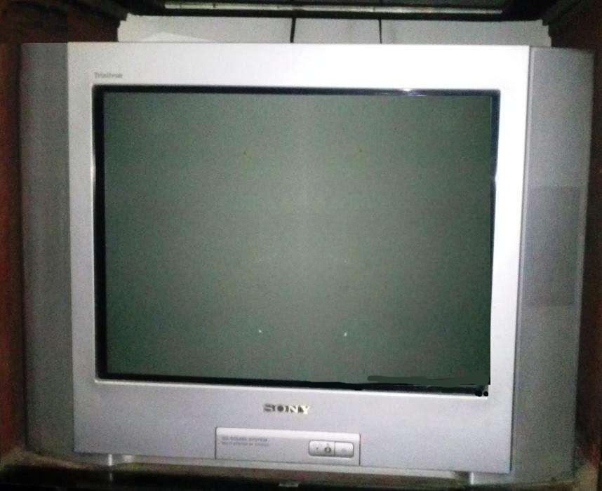 sony tv trinitron. sony fd trinitron wega kv-ar21m83 image tv
