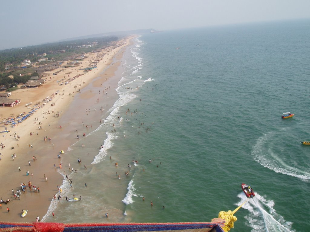 Image result for CALANGUTE BEACH: