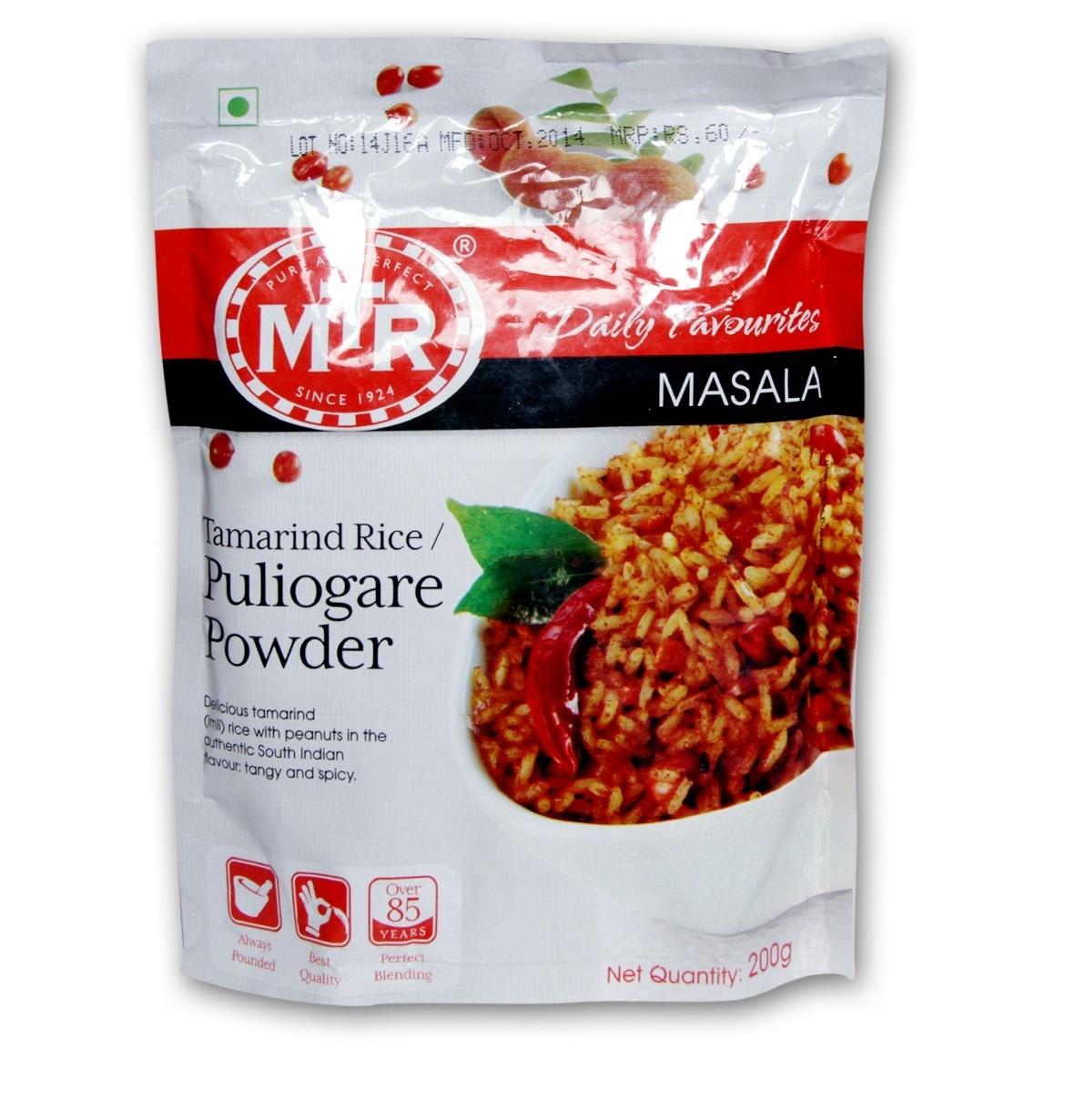 MTR's Puliogare Powder Image