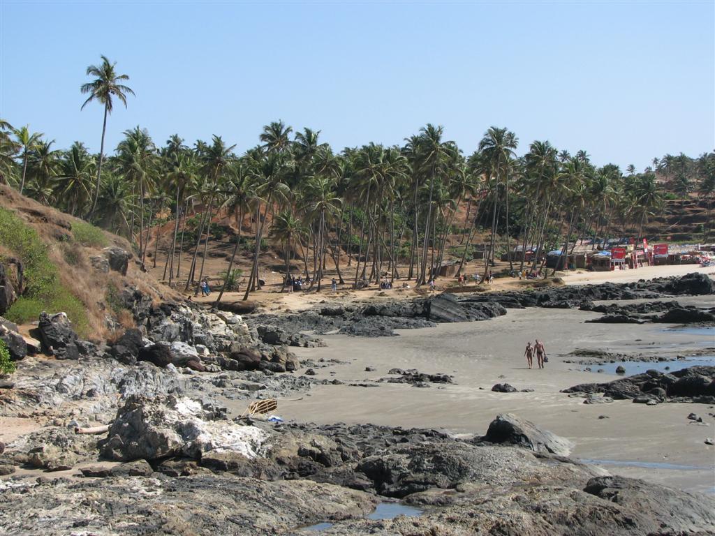 Vagator Beach Reviews, Tourist Places, Tourist Destinations, Tourist Information -3306