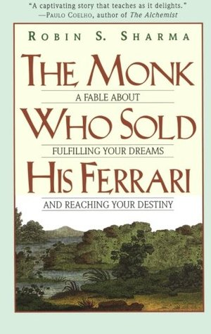 The Monk Who Sold His Ferrari - Robin Sharma Image