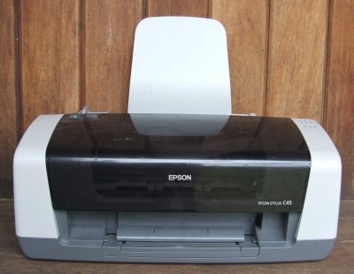 Epson C45 Inkjet Printer Image