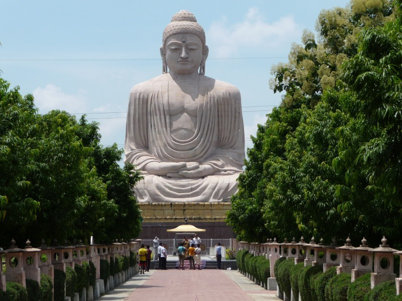 Bodh Gaya Image