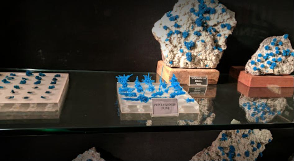 Gargoti Minerals Museum - Nashik Image