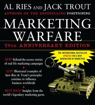 Marketing Warfare - Al Ries Image