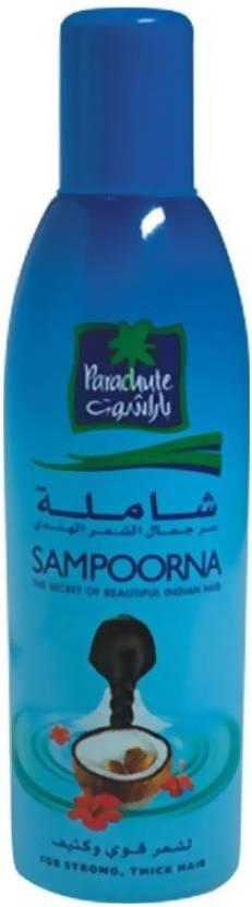 Parachute Sampoorna Hair Oil Image