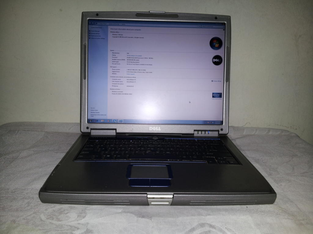 Dell Inspiron 510m 1600LT Image