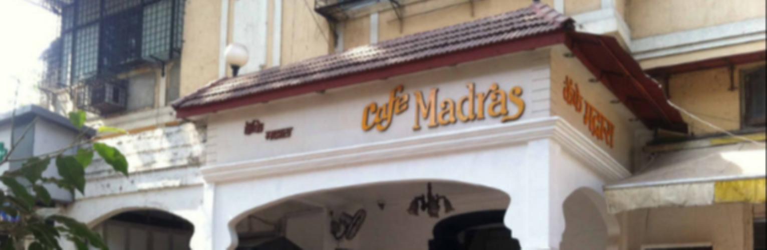 Hotel Madras Cafe - King's Circle - Mumbai Image