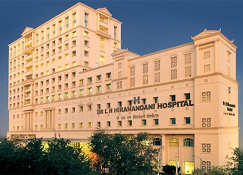 Dr. L. H. Hiranandani Hospital - Powai - Mumbai Image