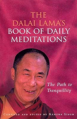 Dalai Lama's Book of Daily Meditations - Dalai Lama Image