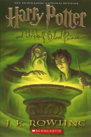 Harry Potter and The Half-Blood Prince - J K Rowling Image