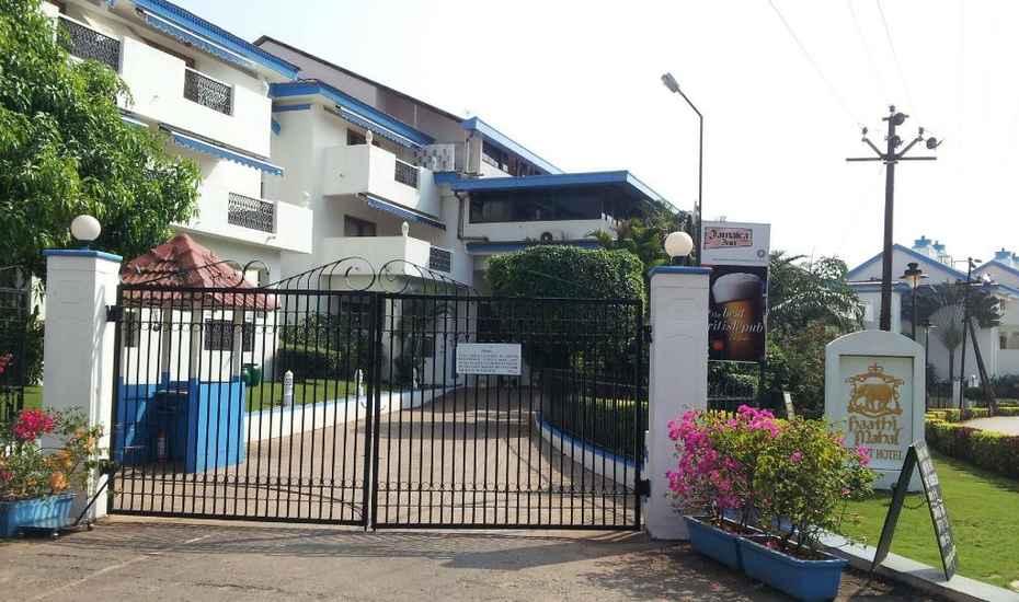 Haathi Mahal Resort - Goa Image