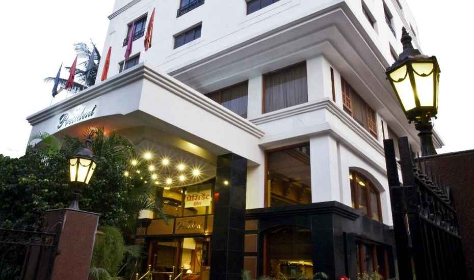 President Hotel - Pune Image