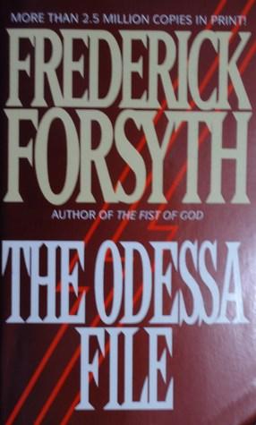 Odessa File, The - Frederick Forsyth Image