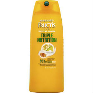 GARNIER FRUCTIS FORTIFYING SHAMPOO FOR DRY AND DAMAGED HAIR