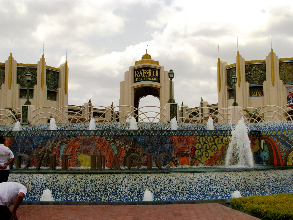 Ramoji Film City Image