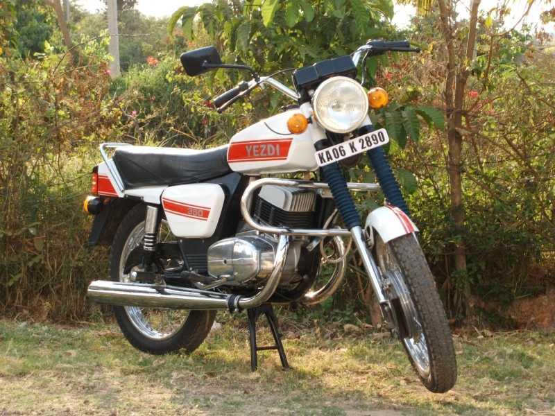 Yezdi 350 Twin Image