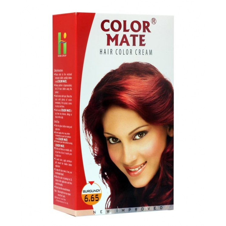 Color Mate Hair Dye Review Color Mate Hair Dye Price Color Mate