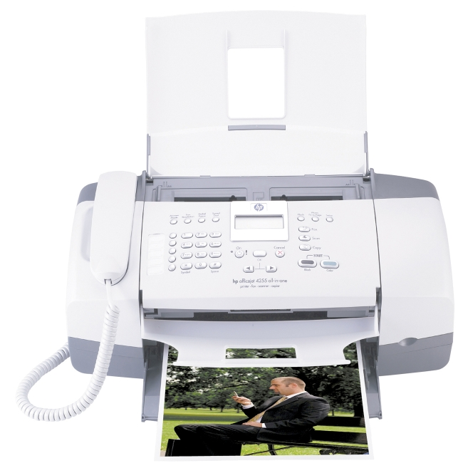 HP Officejet 4255 All In One Image