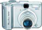 Canon Powershot A610 Image