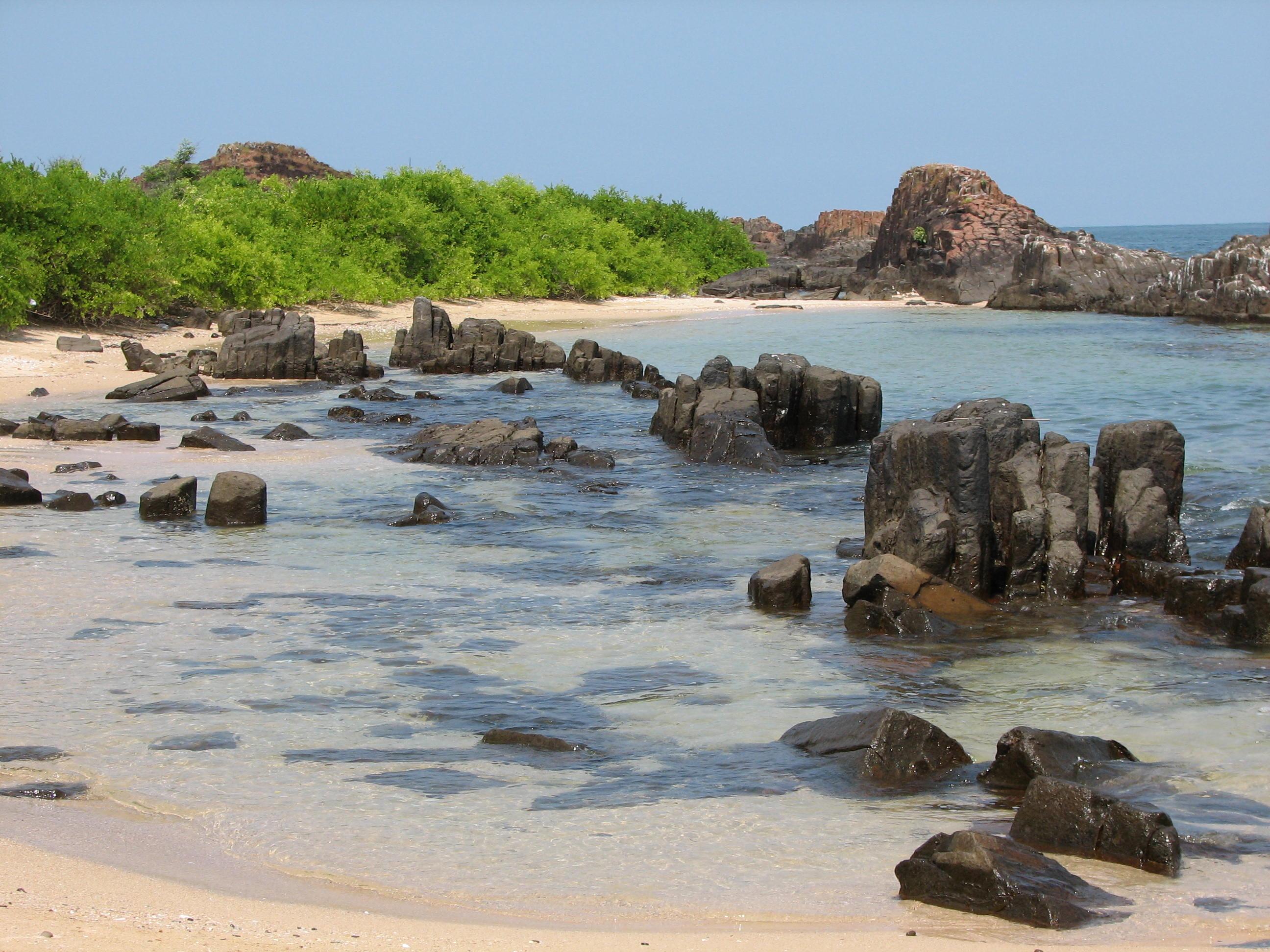 St. Mary's Island - Malpe - Udupi Image