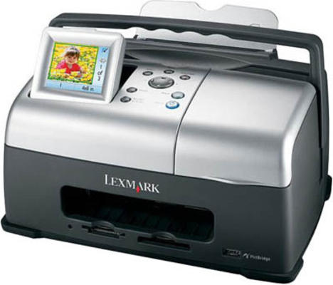 Lexmark Portable Photo Printer P315 Image