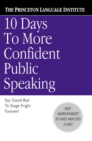 10 Days to More Confident Public Speaking - Lenny Laskowski Image