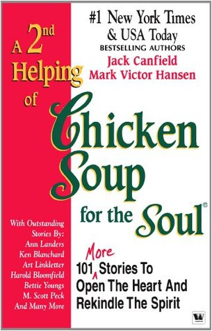 A 2nd Helping of Chicken Soup for the Soul - Jack Canfield Image