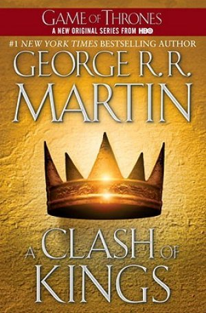 A Clash of Kings - George R.R. Martin Image