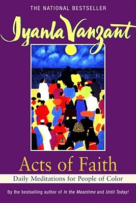 Acts of Faith - Iyanla Vanzant Image