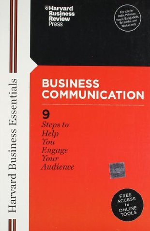 Business Communication - Harvard Business Essentials Image