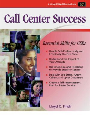 Call Center Success - Lloyd C. Finch Image