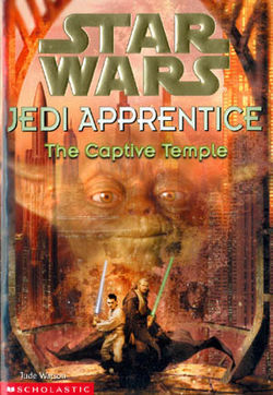Captive Temple, The - Jude Watson Image