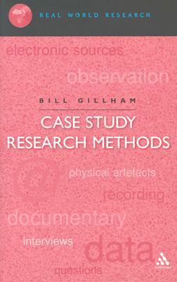 Case Study Reseach Methods - Bill Gillham Image
