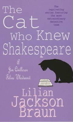 Cat Who Knew Shakespeare, The - Lilian Jackson Braun Image