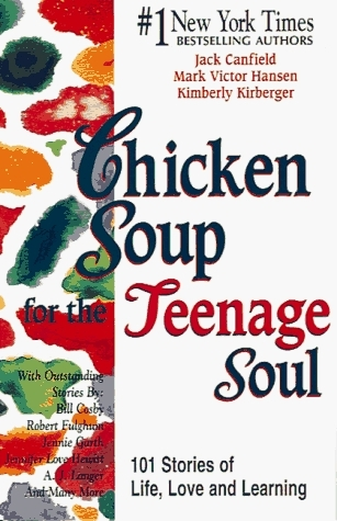 Chicken Soup for the Teenage Soul - Jack Canfield Image
