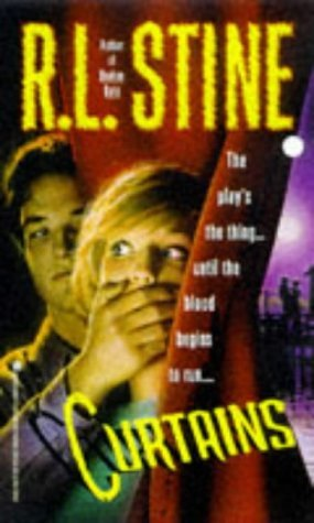 Curtains - R. L. Stine Image