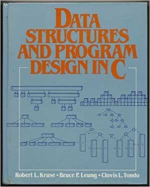 Data Structure And Programming Design - Robert L. Kruse Image