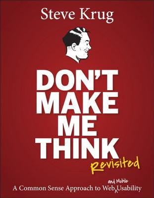 Don't Make Me Think! - Steve Krug Image