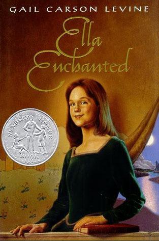 Ella Enchanted - Gail Carson Levine Image