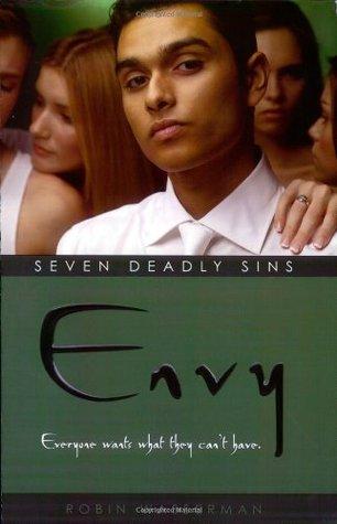 Envy - Robin Wasserman Image