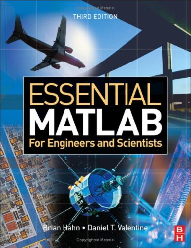 Essential Matlab for Scientists and Engineers - Brian D. Hahn Image