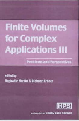Finite Volumes for Complex Applications III - Raphaele Herbin Image