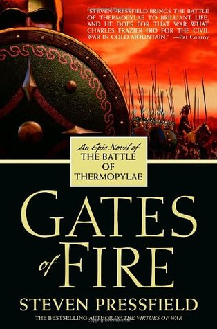 Gates of Fire - Steven Pressfield Image